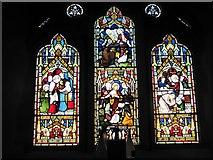 ST4636 : Holy Trinity Window 6 by Bill Nicholls