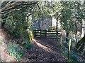 SE0321 : Ripponden Footpath 14, Soyland by Humphrey Bolton