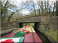 SJ2441 : Bridge #39W on the Llangollen Canal by Ian S