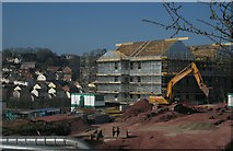 SX9066 : New housing, Barton by Derek Harper