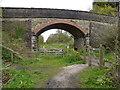 SJ9381 : Middlewood Way, bridge No. 11 by Peter Barr