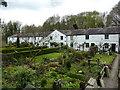 SJ9383 : Petre Bank cottages by Peter Barr