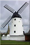 SD3727 : Lytham Windmill by Stephen McKay