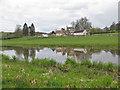 SE7365 : Ruins reflected by Pauline E