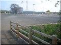 SO8857 : Sixways Stadium car park by Trevor Rickard