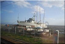 TQ8485 : HMS Wilton by N Chadwick