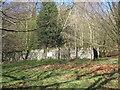 SE6891 : Quaker  Burial  Ground  Lowna by Martin Dawes