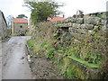 SE6698 : Daleside  Road  Hollins  Farm  Farndale by Martin Dawes