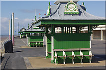 SD3036 : Princes Parade, Blackpool by Stephen McKay