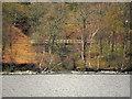 NN4610 : Bridge on Cyclepath, Loch Katrine by David Dixon