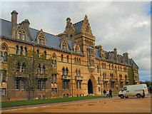 SP5105 : Christ Church College, Oxford by Paul Gillett