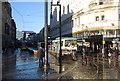 SJ8498 : Metro Link, Market St by N Chadwick