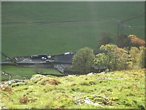 NY3715 : Braesteads Farm in the Grisdale Valley (Patterdale) by Graham Robson