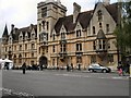 SP5106 : Balliol College, Oxford by Paul Gillett