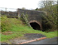 ST1191 : Single arch bridge, Senghenydd by Jaggery