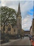 SP5106 : Wesley Memorial Church, Oxford by Paul Gillett