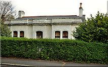 "J3774 : The ""White Lodge"", Belfast (3) by Albert Bridge"