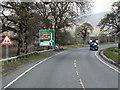 NS3684 : Northbound A82, Arden by David Dixon
