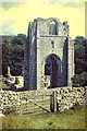 NY5415 : Tower, Shap Abbey by Colin Smith