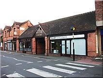 SP2871 : Millar Court, Station Road, Kenilworth by John Brightley