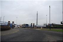 TQ7769 : Chatham Docks by N Chadwick