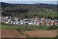 NT6224 : Ancrum Village by Walter Baxter