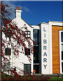 J5081 : Bangor Library by Rossographer