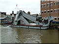 SO8218 : Gloucester Waterways Museum by Chris Allen