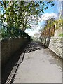 NY9363 : Passageway from Priestlands Lane to Gaprigg Lane by Oliver Dixon