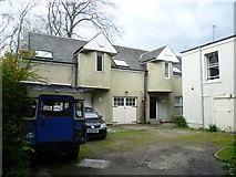 NT2774 : Houses off Milton Street by kim traynor