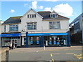 ST1586 : The Co-operative Bank, Caerphilly by Jaggery