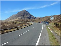 NN2256 : The A82 at Altnafeadh by Stephen Sweeney