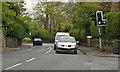 J3784 : Traffic lights, Greenisland (4) by Albert Bridge