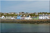 NW9954 : Portpatrick Harbour by Andy Farrington