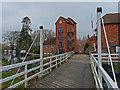 SU4667 : Newbury - Swingbridge by Chris Talbot