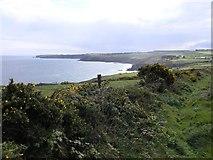 X3087 : Coastal path by Hywel Williams