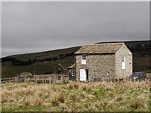 NY7844 : Cotterill Barn by Trevor Littlewood