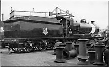 SU1484 : Ex-GWR 'ROD' 2-8-0 outside Swindon Works after repair by Ben Brooksbank