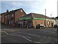 SJ9273 : Co-operative store, Buxton Road, Macclesfield by Robin Stott