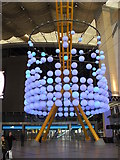 TQ3979 : Entrance to O2 Arena by Christine Westerback
