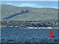NS2976 : Helensburgh from Greenock by Thomas Nugent