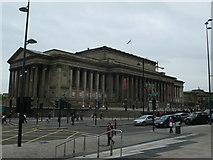 SJ3490 : St George's Hall, Liverpool by Eirian Evans