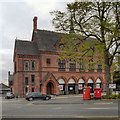 SJ7578 : Former Market Hall by David Dixon