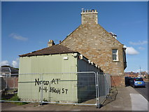 NT6779 : East Lothian Townscape : Bayswell Road, Dunbar by Richard West