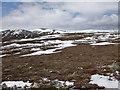 NO1597 : South-west of Carn Liath's western summit by Alan O'Dowd
