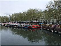 TQ2681 : Canalway Cavalcade 2012 Little Venice by PAUL FARMER