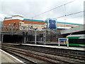 SP0786 : Western edge of The Bullring, Birmingham by Jaggery