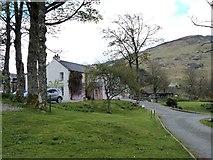 NN4719 : Highland hotel by James Allan