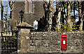 J6461 : Letter box near Ballyhalbert (2) by Albert Bridge
