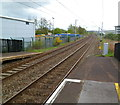 SO9989 : A view east from Sandwell & Dudley railway station, Oldbury by Jaggery
